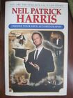Signed NEIL PATRICK HARRIS Choose Your Own Autobiography HB BOOK 1st 1st