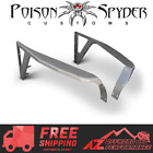 Poison Spyder Defender Front Negative Flares Steel For 87 95 Jeep Wrangler YJ