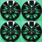 OEM Ford Edge 21 Gloss Black Wheels Rims Factory Stock 10048 FK7C1007K2A