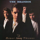 Honor Among Thieves by The Brandos (CD, 1987, Relativity (Label))