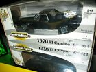 1970 Chevy El Camino SS454 118 Diecast Elite Edition Limit 1 of only 1250 made