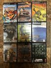 Plastation 2 - Ps2 Game Lot - 9 Games - Untested