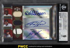 2011 Topps Triple Threads Gibson Hernandez Johnson AUTO PATCH 36 BGS 9 (PWCC)