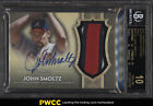 2017 Topps Dynasty Gold John Smoltz AUTO PATCH 5 BGS 10 BLACK LABEL (PWCC)