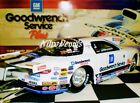 NHRA WARREN JOHNSON 124 Diecast The Professor Collectable WHITE Pro Stock