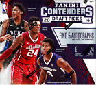 2016-17 PANINI CONTENDERS DRAFT PICKS BASKETBALL HOBBY BOX FACTORY SEALED NEW