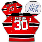 Martin Brodeur New Jersey Devils Signed 1995 Stanley Cup Retro CCM Hockey Jersey