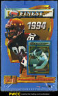 1994 Finest Football Factory Sealed Box, 24ct Packs, Elway Bettis RC? (PWCC)