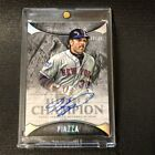 MIKE PIAZZA 2017 Topps Five Star Heart of A Champion On Card AUTO Last# 10 10