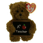 TY Beanie Baby - COOL TEACHER the Bear (Greetings Collection) (5 inch) - MWMTs