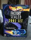 Hot Wheels 2002 Factory Sealed Set Master Case Premium Redline RLC Real Riders