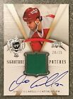 Dino Ciccarelli 2007-08 UD The Cup relic auto 75 North Stars Capitals