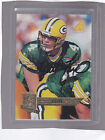*BRETT FAVRE* 1995 Pinnacle QB Collection Hand-Signed Auto GREEN BAY PACKERS