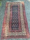 ANTIQUE 1900s Tribal Caucasian Rug Kazak Very Rare 3x5.5 Shirvan Kuba Boteh