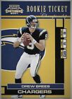 Drew Brees Rookie Cards Checklist and Autographed Memorabilia Guide 32