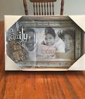 Fetco Family Home Decor Picture Frame with Hanging Charms