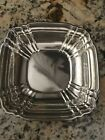 ANTIQUE 925 STERLING SILVER GORHAM LARGE SQUARE BOWL HALLMARKED COLLECTIBLE RARE
