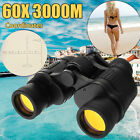 Day Night Telescope 60x60 Military Army Zoom Ultra HD Binoculars Hunting Camping