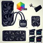Liquid Water CPU Cooler With Maximun Heat Transfer All In One Cooling Solution