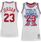 Michael Jordan 1991 Authentic NBA All Star Jersey Mitchell & Ness Large