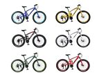 26 Inch 21 Speed 40 Fat Tire Bike Snow and Grass Sand Dual Shock Bike MTB