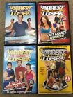 4 Biggest Loser Workout DVDs Weight Loss Yoga 30 Day Workout 2 Free Ship