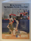 1990 Print Ad ESPN Sports TV ~ Ozzie Smith St. Louis Cardinals Baseball Star