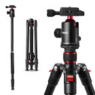 Professional Heavy Duty Ball head Aluminium Alloy Tripod for DSLR Camera