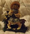 Boyds Bear Resin Classic Bearytales Series Lil' Miss Muffet...What's in the Bowl