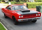 1969 Plymouth Road Runner HARDTOP COUPE 383 V 8  4 SPEED RESFRESHED 383 V 8 4 SPD 1969 Plymouth Road Runner Coupe 82K MI