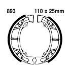 Brake Shoes Rear Excluding Springs Ebc For Giantco Dolphin Twin 50 4T 10 Inch