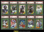 1986 Topps FBall Hi-Grd COMPLETE SET White Steve Young Jerry Rice RC, PSA (PWCC)