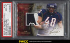 2010 Exquisite Collection Rob Gronkowski ROOKIE RC AUTO PATCH 120 PSA 8 (PWCC)