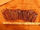 antique wood screws 2 3/4 in x  #14 QTY 100 flat head slotted furniture fastener