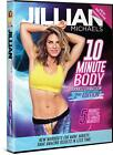 Jillian Michaels 10 Minute Body Transformation 2nd Edition DVD Exercise NEW