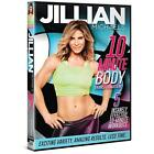 Jillian Michaels 10 Minute Body Transformation DVD Fitness Workout Exercise