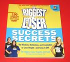 The Biggest Loser Success Secrets By Maggie Greenwood Robinson 2008