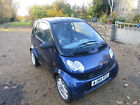 Smart ForTwo Coupe Pure 07 litres 2004