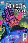 FANTASTIC FOUR 520 GALACTUS SIGNED BY ARTIST MIKE WIERINGO