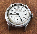 Vintage Girard-Perregaux Men's Watch Triple Date Bumper Automatic 44AE 5007