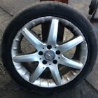 Mercedes C Class 17 Alloy wheels and tyres Genuine Mercedes Wheels