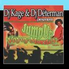 Jump Up Voyey-Montey Vol.1 DJ Kage & DJ Determan CD