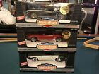 Lot Of 3 118 Ertl American Muscle 1969 Camaro SS 396 Diecast Low Production