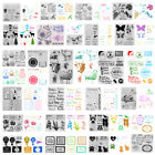 Animal Silicone Clear Stamps for DIY Scrapbooking Photo Album Cards Craft Decor