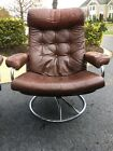 Vintage Pair Herman Miller Eames Style Lounge Recliner Chair  Yes A Pair