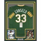 Jose Canseco Cards, Rookie Cards and Autographed Memorabilia Guide 33