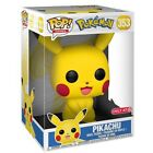 Funko POP! Games: Pokemon 10 Inch Pikachu (Exclusive)