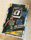 2017-18 PANINI DONRUSS OPTIC 1ST FIRST OFF THE LINE HOBBY BOX FOTL RC Rookie