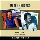 Kern River/Chill Factor by Merle Haggard (CD, Feb-2010, American Beat Records)