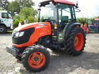 Kubota m 8540 narrow fruit tractor 4wd ex demo